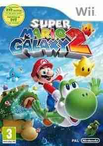 Descargar Super Mario Galaxy 2 [MULTI5][WII-Scrubber] por Torrent